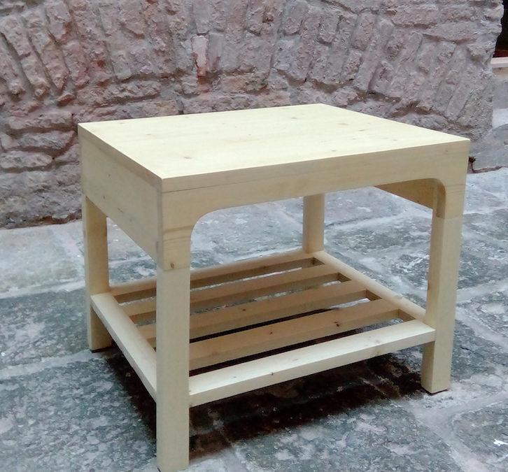 Elena Veronese – Tavolino