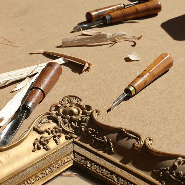 Corso Intaglio del legno con sgorbie e scalpelli