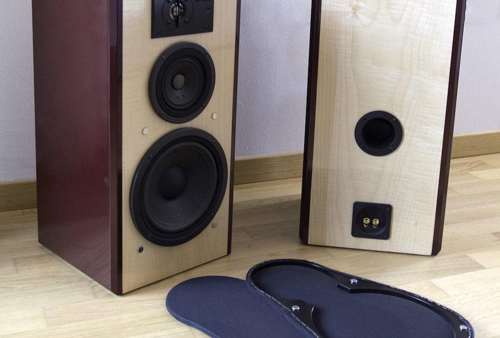 Maximiliano Vivone – Diffusori acustici JBL LX44
